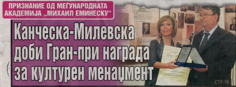 milevska