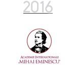 Calendar Academia Internationala Mihai Eminescu-2016_Coperta
