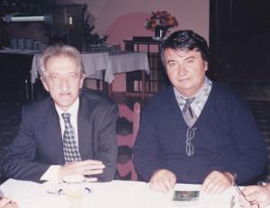 Edoardo Sanguineti si Ion Deaconescu