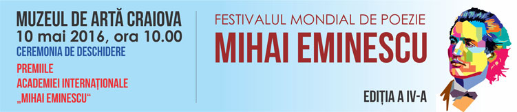 festivalul mondial mihai eminescu 2016